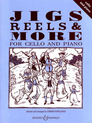 Jigs, Reels & More for Cello and Piano - Music Creators Online