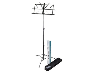 Beam Music Stand - Black in Bag BM1 - Music Creators Online