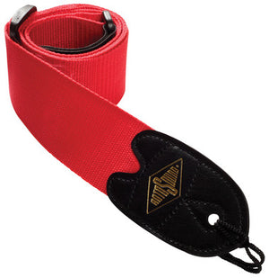 ROTOSOUND Red Webbing Strap - Music Creators Online