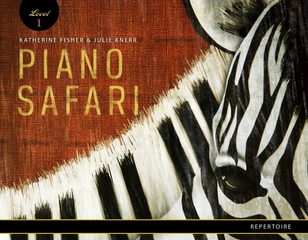 Piano Safari- Bk 1 Repertoire  (2nd edition 2018) - Music Creators Online