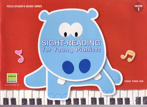 Sight Reading Young Pianists 1 - Music Creators Online