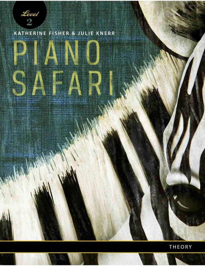 Piano Safari- Bk 2 Theory