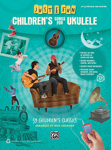 Just for Fun: Children's Songs for Ukulele - Music Creators Online
