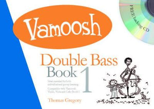Vamoosh Double Bass Book 1 - Music Creators Online