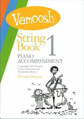 Vamoosh String Book 1 Piano Accompaniments - Music Creators Online
