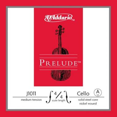 D'Addario Prelude Cello- Single A (Medium Tension) - Music Creators Online