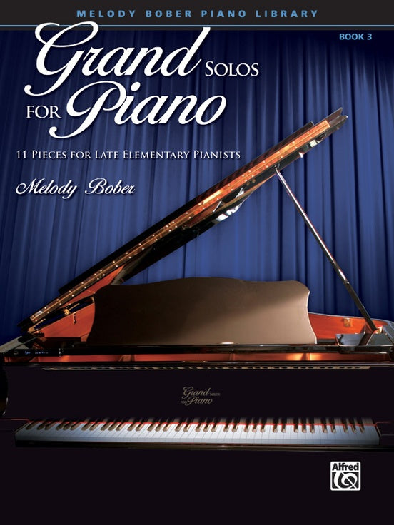 Grand Solos for Piano, Book 3 - Music Creators Online