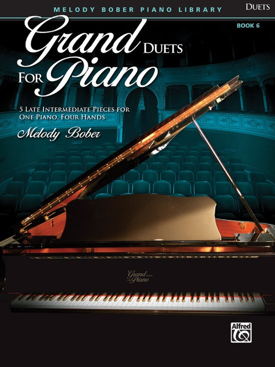 Grand Duets for Piano, Book 6 - Music Creators Online