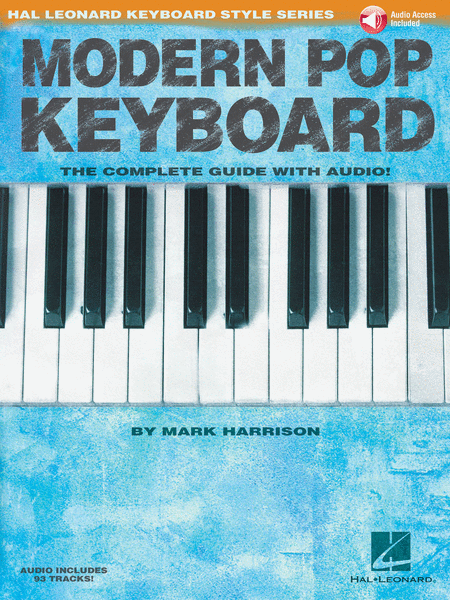 Modern Pop Keyboard The Complete Guide with Audio - Music Creators Online