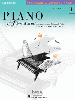 Piano Adventures 3A- Technique & Artistry Book - Music Creators Online
