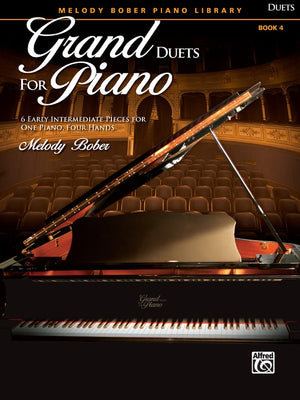 Grand Duets for Piano, Book 4 - Music Creators Online