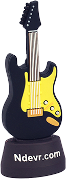 Electric Guitar USB Drive (8GB) - Music Creators Online