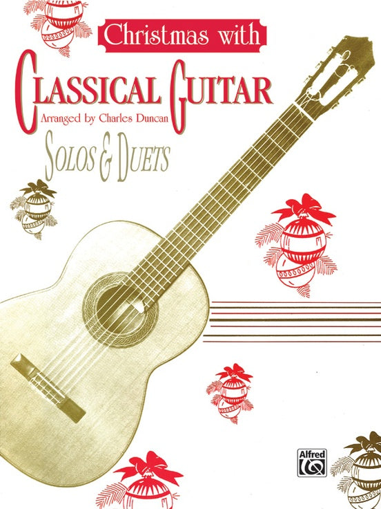Christmas with Classical Guitar Solos & Duets - Music Creators Online