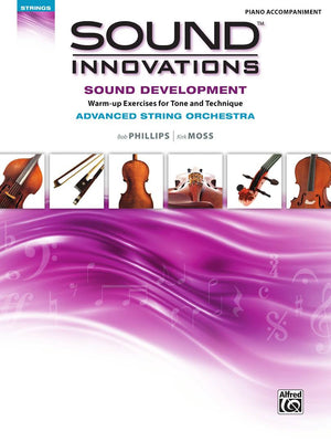 Sound Innovations Sound Development Advanced - Violin - Music Creators Online