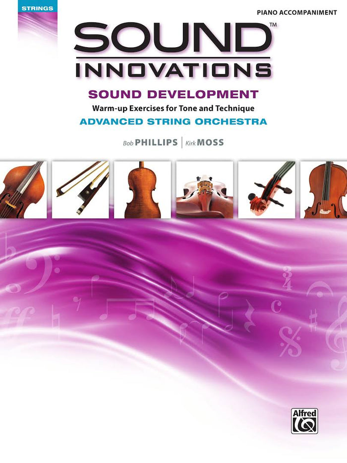 Sound Innovations Sound Development Advanced - Violin