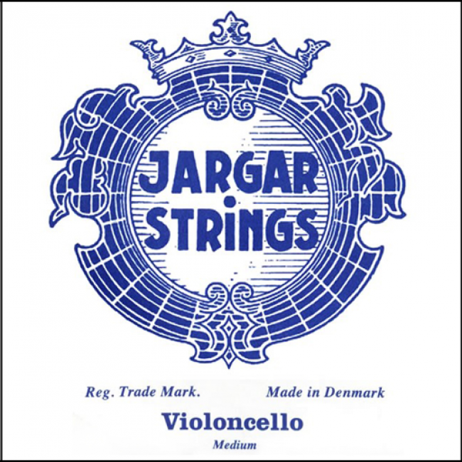 Jargar Cello A String  (Med) 4/4