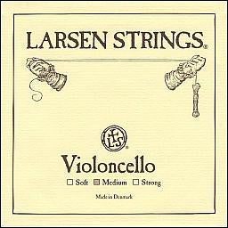 Larsen Cello,  (Strong) A, 4/4