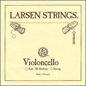 Larsen Cello D String- 4/4 (Med)