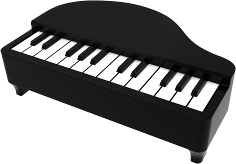 Grand Piano USB Drive (8GB) - Music Creators Online