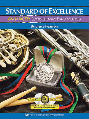 Standard of Excellence Book 2 - Clarinet Enhanced Vers.