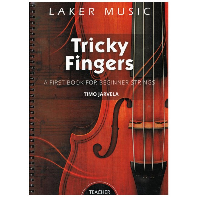 Tricky Fingers Teacher Reference Manual