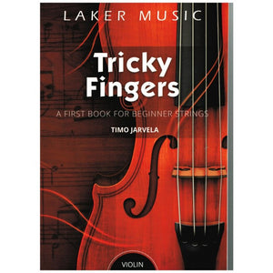 Tricky Fingers- Violin - Music Creators Online