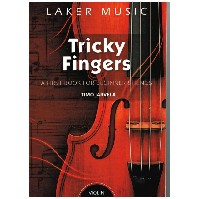 Tricky Fingers- Violin