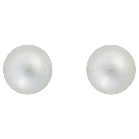 Pearl Studs in Cream or White