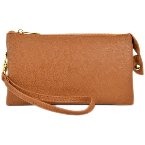 Crossbody Wristlet-9 colors