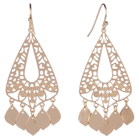 Morocco Filigree Earring