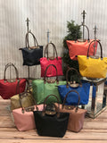 Nylon Tote Bag - 11 Colors!