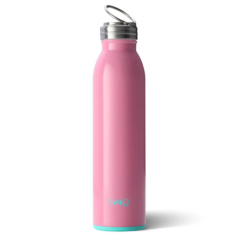 20 oz Bottle Dishwasher Safe - Peony