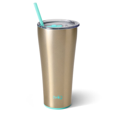32oz Tumbler Dishwasher Safe - Champagne