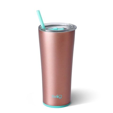 22oz Tumbler Dishwasher Safe - Rose Gold