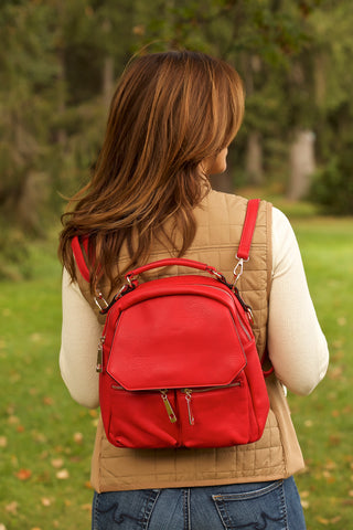 Multipurpose Backpack - 7 Colors!