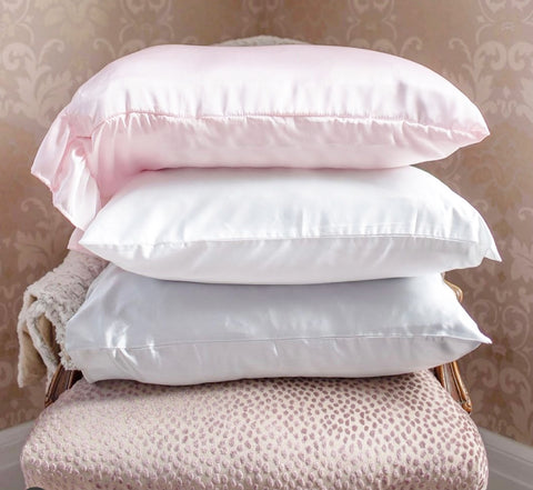 Bella il Fiore Silky Pillowcase