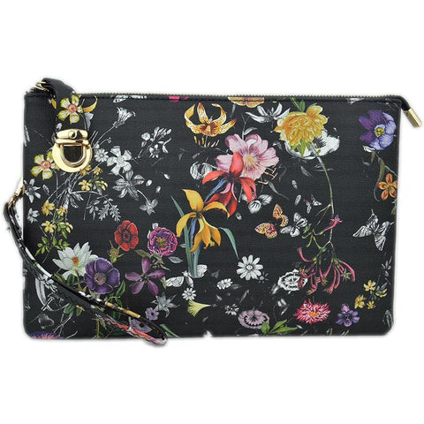 Buckle Clasp Clutch - 7 colors!