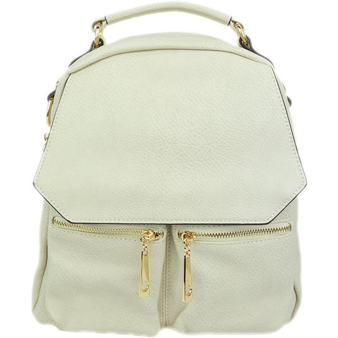 Multipurpose Backpack - Ivory