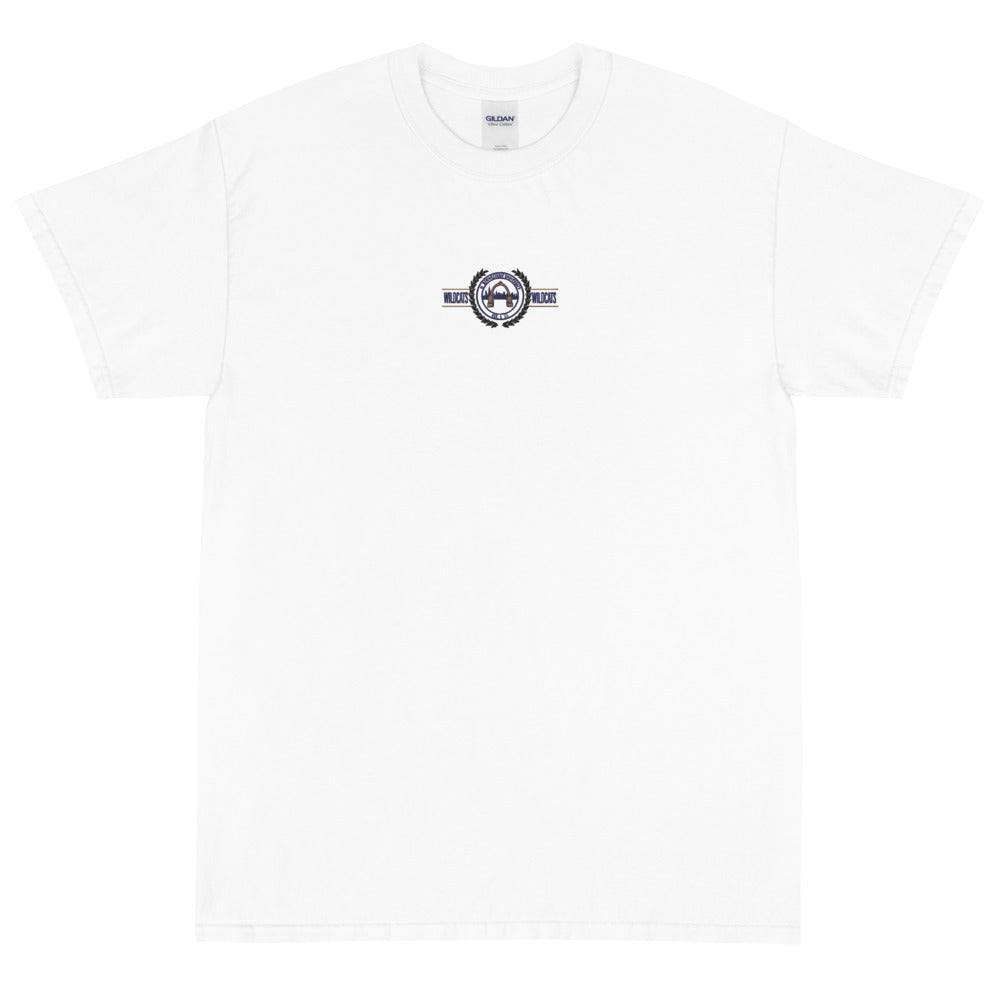 Northwestern Embroided Tee
