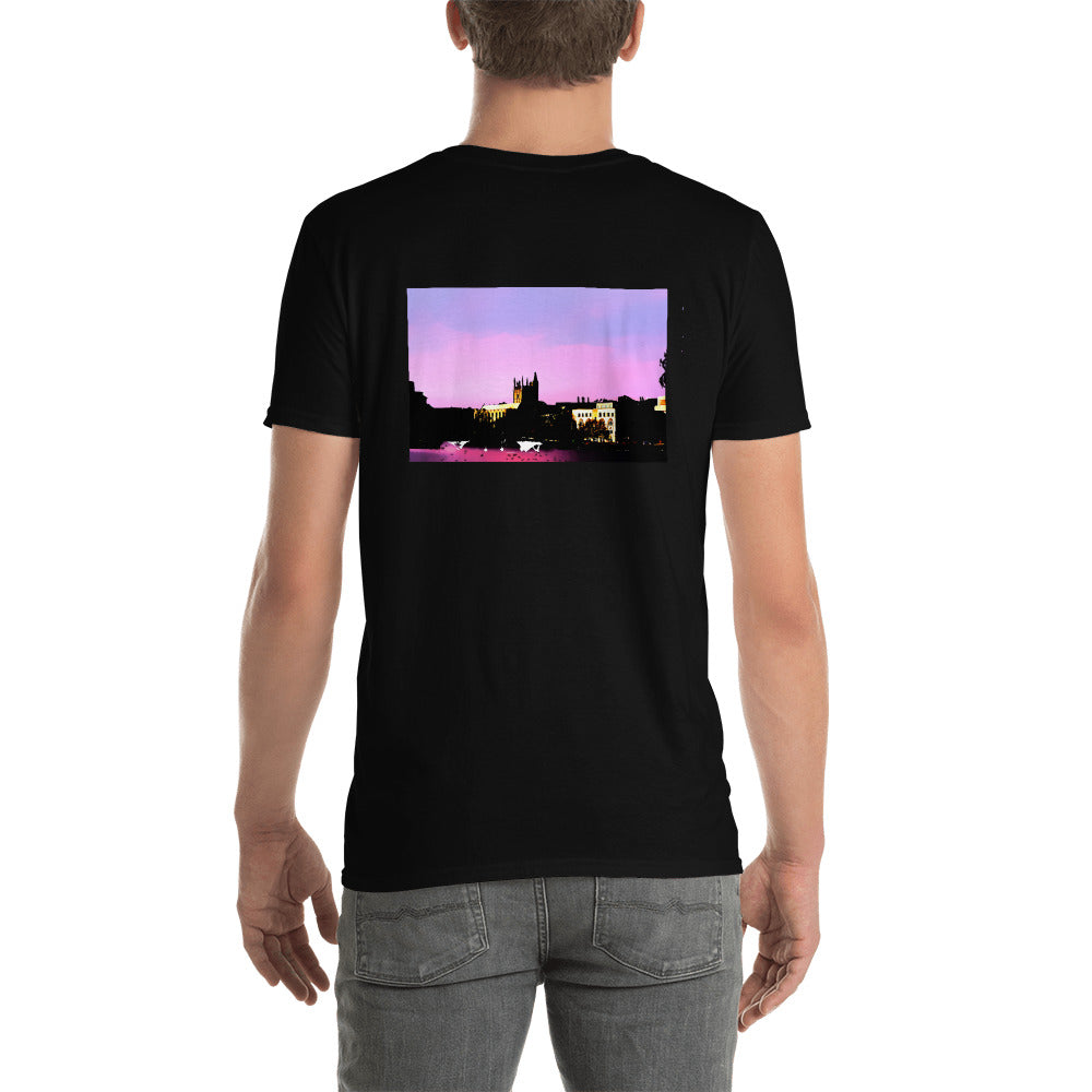 Northwestern Pink Sky T-shirt