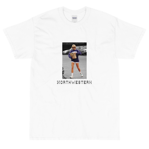 Princess Diana Northwestern T-shirt