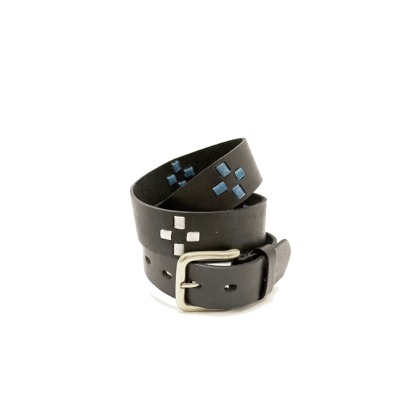 NF Cross Belt - Black/Turquoise
