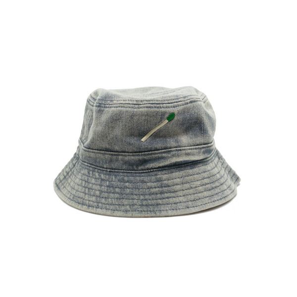 Patchwork Bucket Hat