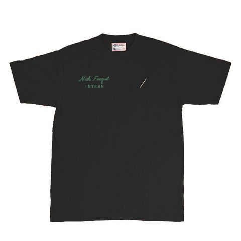 Intern T-Shirt - Black