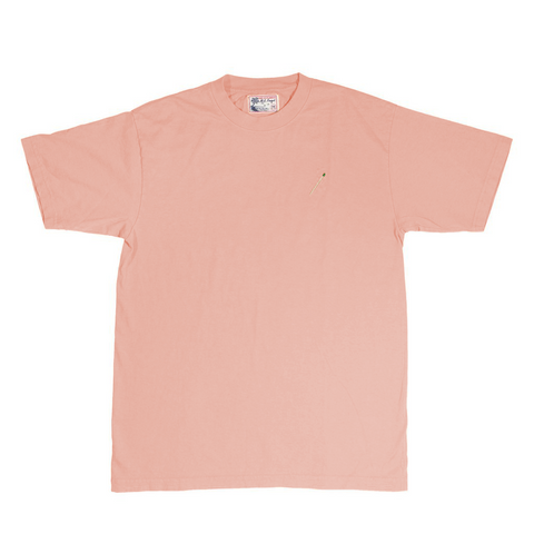 Heritage T-Shirt - Coral