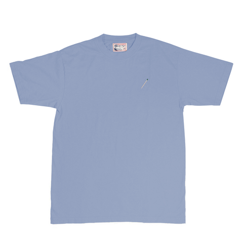 Heritage T-Shirt - Sky Blue