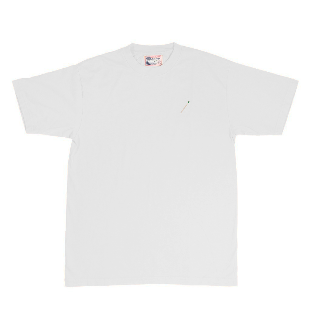 Heritage T-Shirt - White