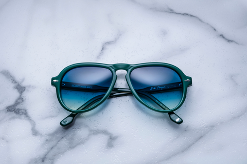 P.C.H. Sunglasses (Green)