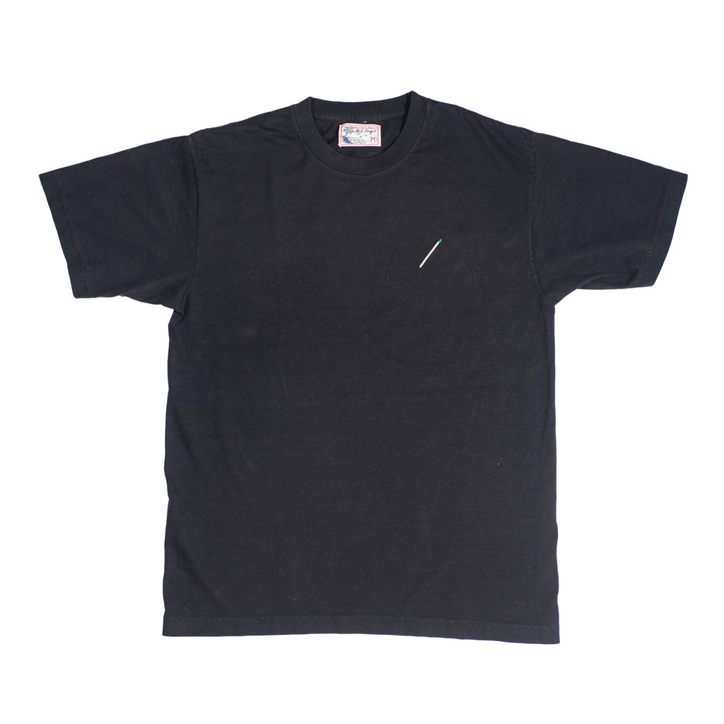 Heritage T-Shirt - Black