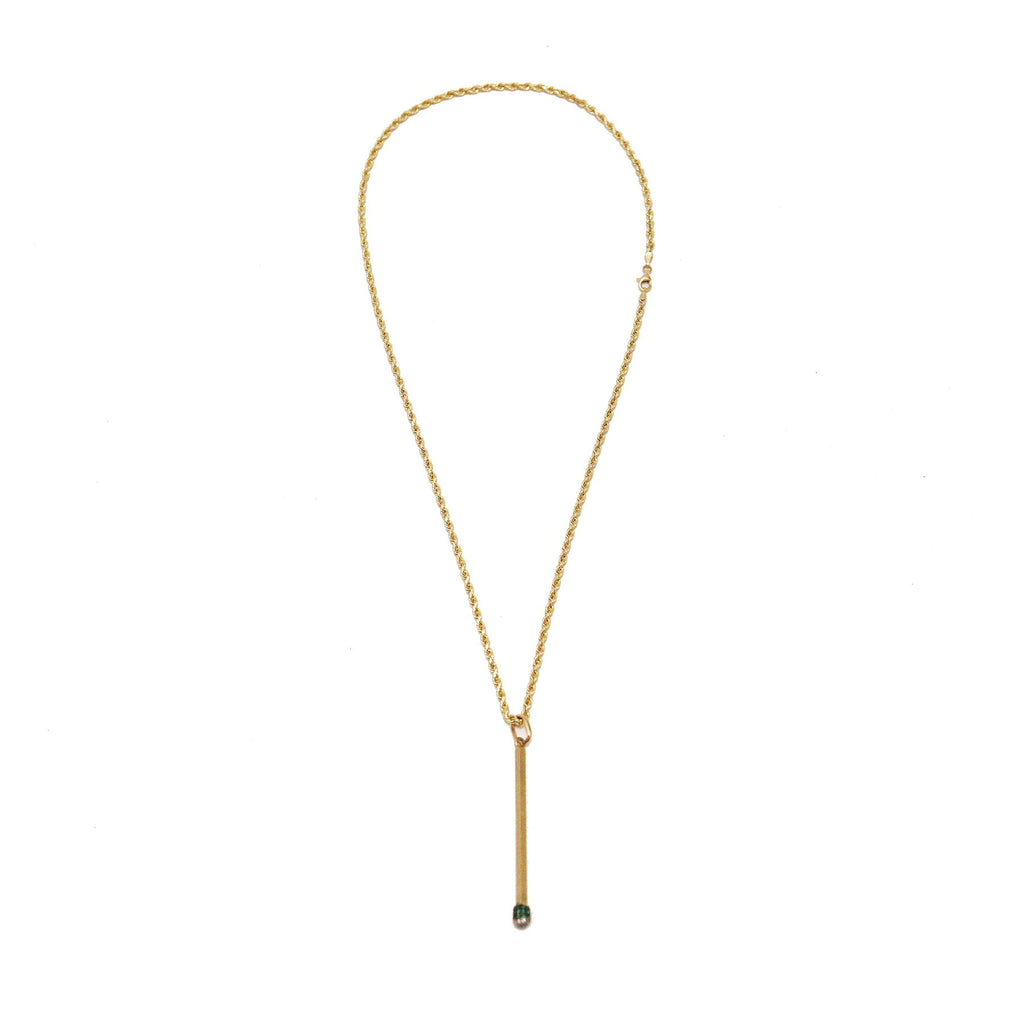 NF Matchstick Necklace